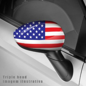 Usa envelopamento retrovisor