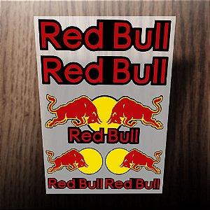Adesivos Red Bull
