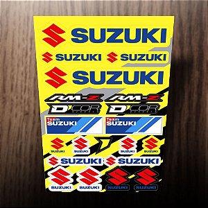Adesivos Suzuki