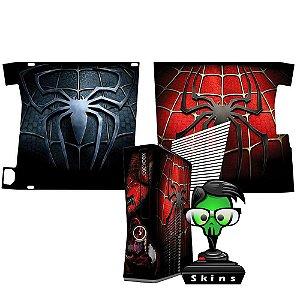 Skin xbox 360 slim Spiderman