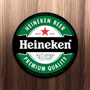 Beer placa impermeável pvc 1mm