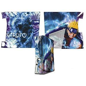 DUPLICADO - Skin xbox 360 slim Naruto