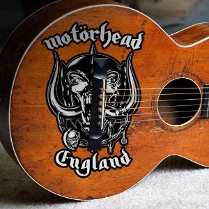 Motor head Sticker