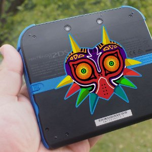 Majora´s mask Sticker
