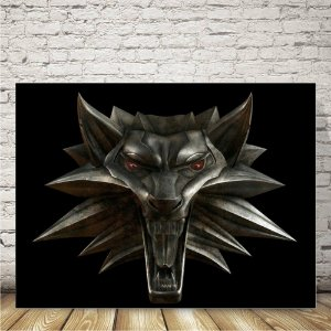 The witcher Placa mdf decorativa