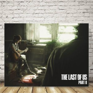 The Last of Us part 2 Placa mdf decorativa