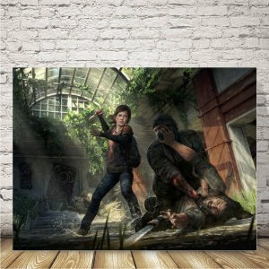 The Last of Us part Placa mdf decorativa