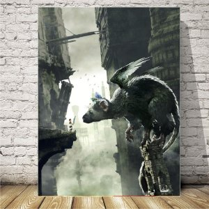 The Last Guardian Placa mdf decorativa