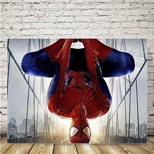 Spiderman Placa mdf decorativa