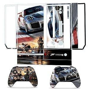 Adesivo skin xbox one fat Forza 7