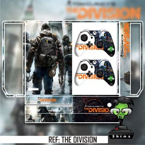 Adesivo skin xbox one fat The Division
