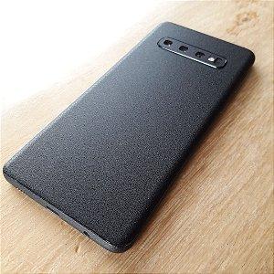 skin preto jateado Samsung Galaxy S10