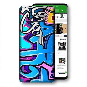 skin adesivo Samsung Galaxy S10 graffit 1