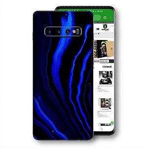 Skin adesivo Samsung Galaxy S10 textura 8