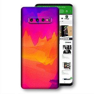 Skin adesivo Samsung Galaxy S10 textura 25