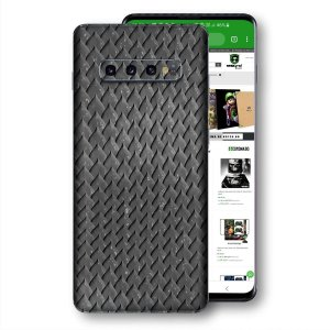 Skin adesivo Samsung Galaxy S10 textura 28