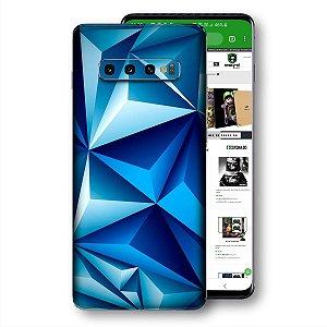 Skin adesivo Samsung Galaxy S10 textura 36