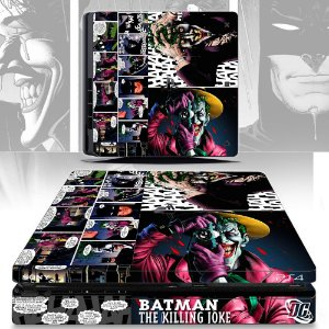 Adesivo skin ps4 slim Batman the killing joke
