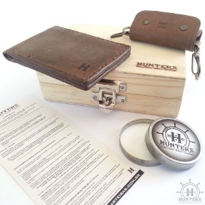 Kit carteira Hunters Handmade Elite