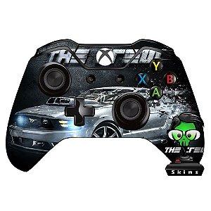 Adesivo custom controle Xbox one skin The Crew