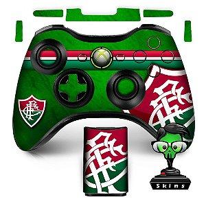 Adesivo de controle xbox 360 Fluminense Football Club