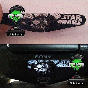 adesivo Lightbar controle PS4  starwars