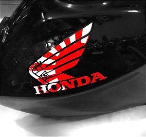 Adesivo de tanque Asa Honda Kamikaze 1