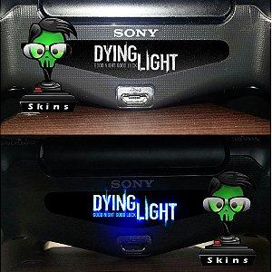 adesivo lightbar controle ps4 Dying Light
