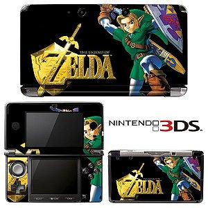 adesivo skin nintendo 3ds XL Zelda