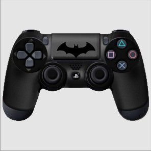 Adesivo de Controle PS4 Batman Logo