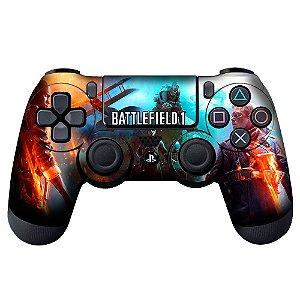 Adesivo de Controle PS4 BF1 Mod 2