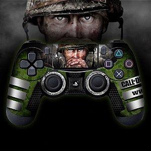 Adesivo de Controle PS4 Call of Duty 2 Mod 1