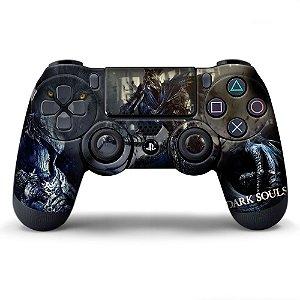 Adesivo de Controle PS4 Dark Souls
