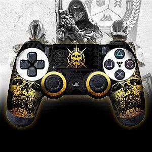 Adesivo de Controle PS4 Destiny Raid