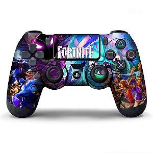 Adesivo de Controle PS4 Fortnite Mod 1