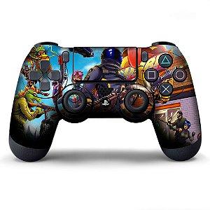 Adesivo de Controle PS4 Fortnite Mod 2