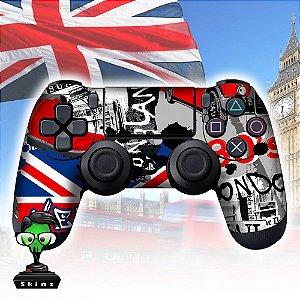 Adesivo de Controle PS4 London Mod 1