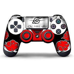 Adesivo de Controle PS4 Naruto Mod 01