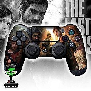 Adesivo de Controle PS4 The Last of Us Mod 02