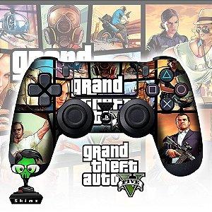 Adesivo de Controle PS4 GTA 5 Mod 02