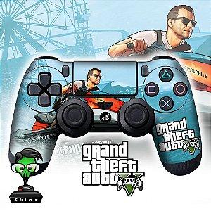 Adesivo de Controle PS4 GTA 5 Mod 05