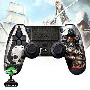 Adesivo de Controle PS4 Assassins Creed Mod 03