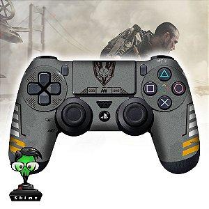 Adesivo de Controle PS4 Call of Duty 2 Mod 3