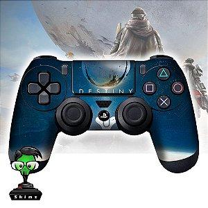 Adesivo de Controle PS4 Destiny Mod 01