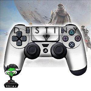 Adesivo de Controle PS4 Destiny Mod 02