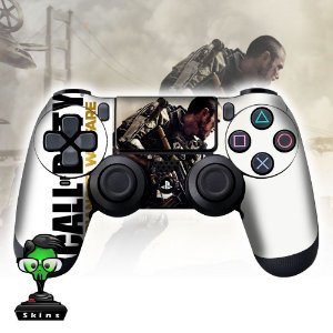 Adesivo de Controle PS4 Call of Duty Mod 5
