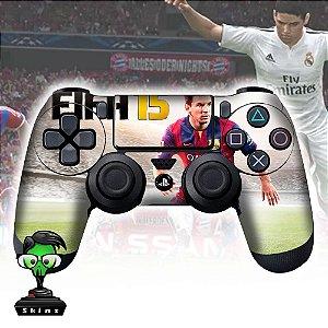 Adesivo de Controle PS4 Fifa Mod 01