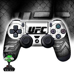 Adesivo de Controle PS4 UFC Mod 01