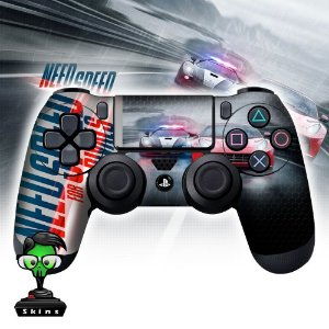 Adesivo de Controle PS4 Need For Speed Mod 01