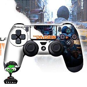 Adesivo de Controle PS4 Tom Clancy's The Division Mod 01